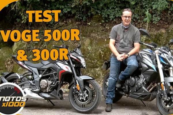 Prueba VOGE 300R Motosx1000