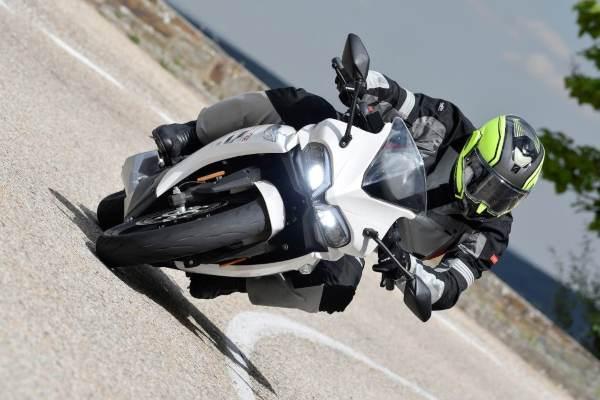 Prueba VOGE 300RR Motociclismo